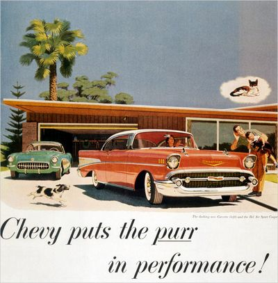 Chevy ad